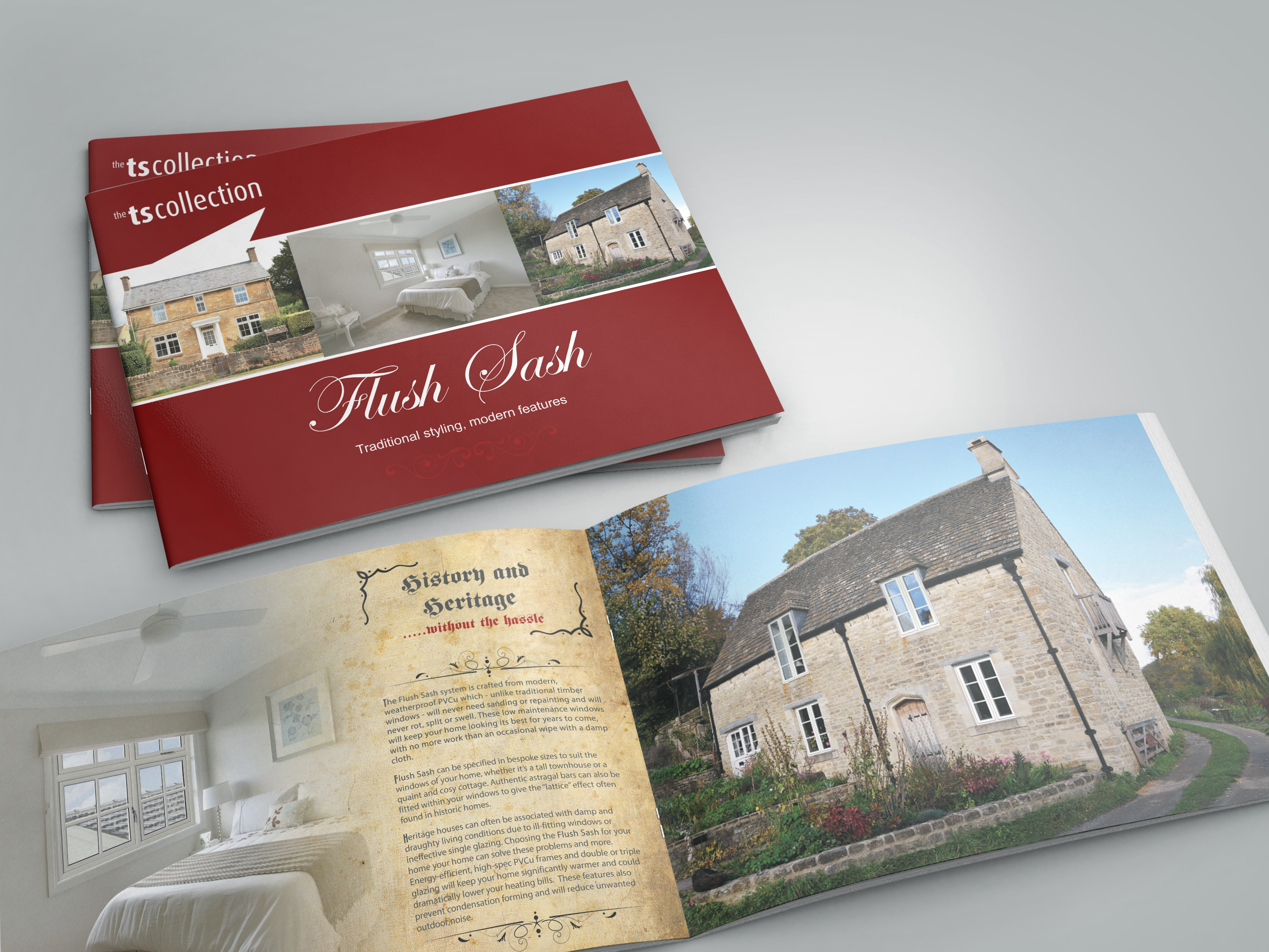 Flush Sash Brochure